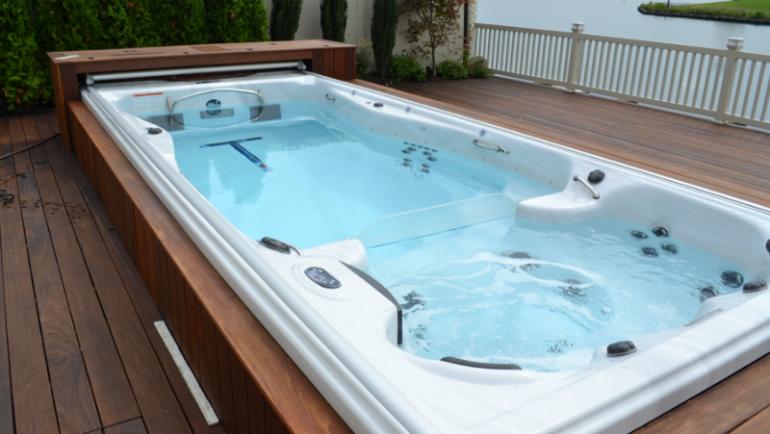 La mania della piscina idromassaggio: perché sono una tendenza?